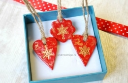 Set Ornamente Fulgi de Nea