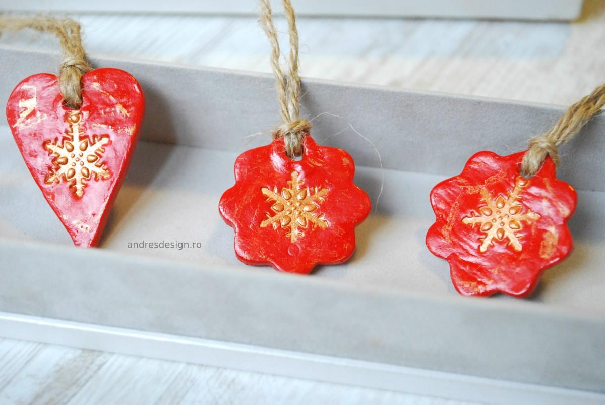 Ornament Fulg de Nea