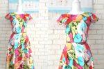 Rochie Clos Mix de Culori – marime S