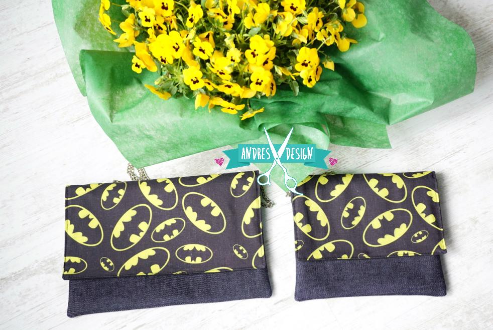 Genti Jeans Mama si Fiica – Batman