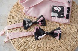 Papioane Tata Fiu – pisici roz